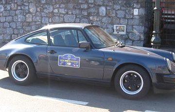Porsche 911SC (tipo 930)