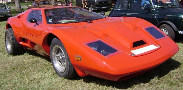 Sterling Nova V6