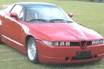 Alfa-Romeo SZ