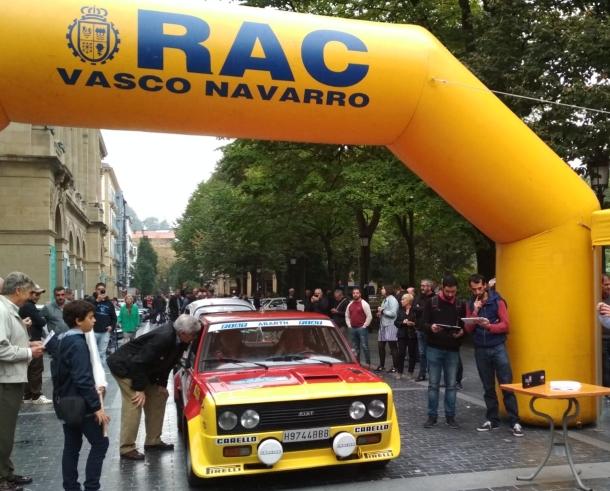 Rallye Vasco-Navarro Histórico 2.018.