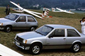 Opel Corsa TR