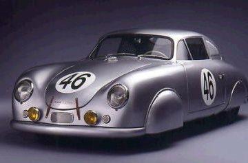 Porsche 356 SL Coupé