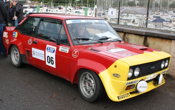 Rallye Bidasoa Clásicos 2018