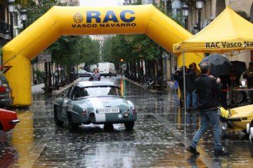 Rallye Vasco-Navarro Histórico 2019. Memorial Ignacio Sunsundegui