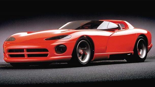 Dodge Viper 1989