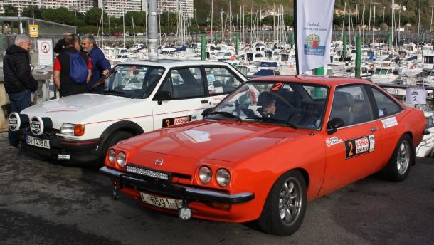 Gorka Bollar, Opel Manta