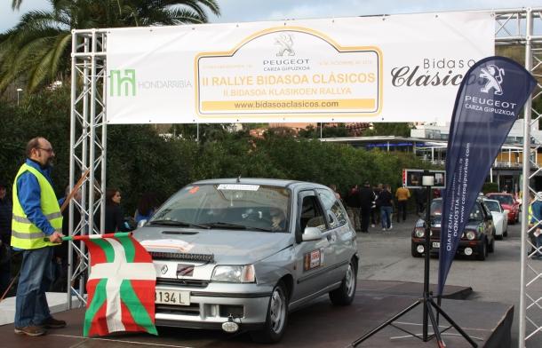 Rallye Bidasoa Clasicos 2019