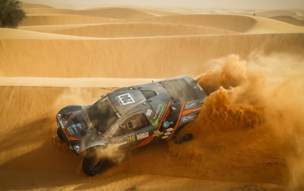 Africa Race 2020. Patrick Martin