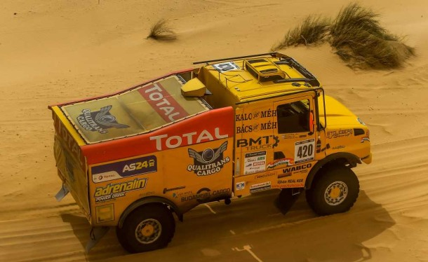 Africa Race 2020. Miklos Kovacs