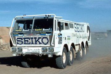 Seiko Proto 8x8