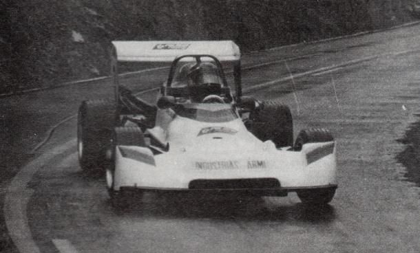 Joseba Gayoso. Selex F-1800.
