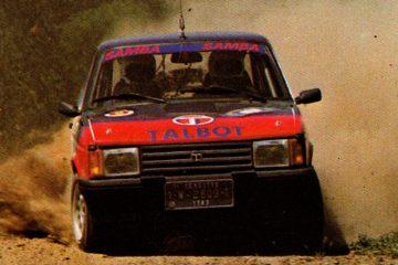 Talbot Samba Grupo B. Antonio Zanini.