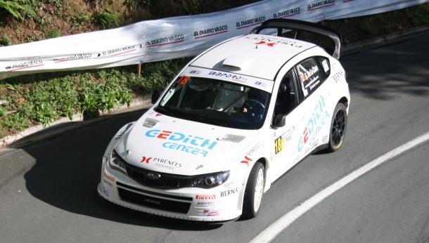 Gerard De La Casa. Subaru Impreza