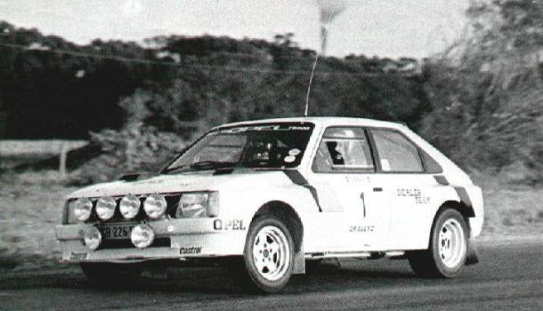 Opel Kadett D tracción trasera