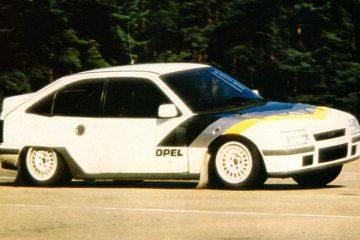 Opel Kaddet E 4S