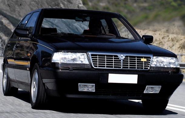 Lancia Thema 8.32 segunda serie