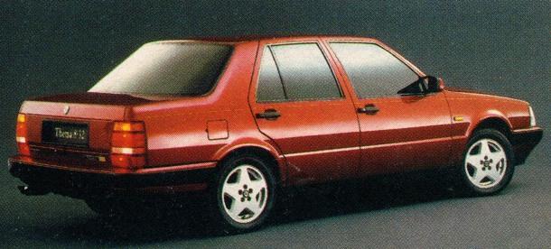 Lancia Thema by Ferrari