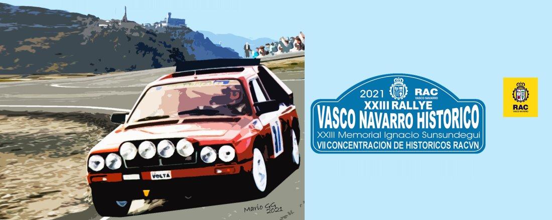 Rallye Vasco Navarro 2021