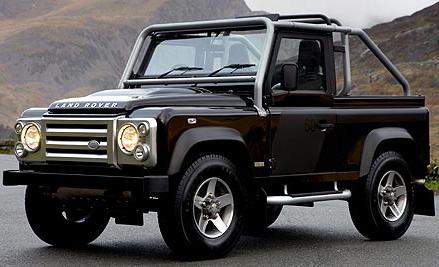 Land Rover Defender SVX 60 aniversario.