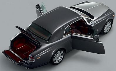 Rolls-Royce Phantom Coupé. Salón de Ginebra 2008.