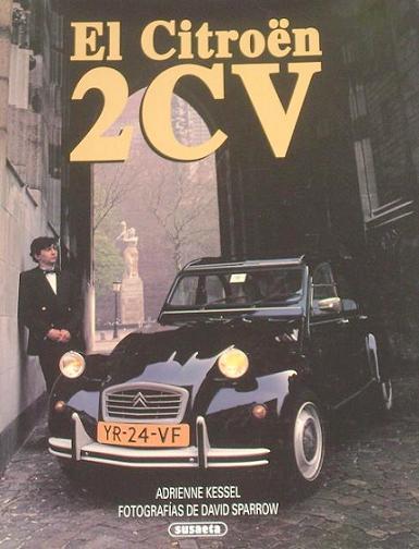 El Citroën 2CV (editorial Susaeta)
