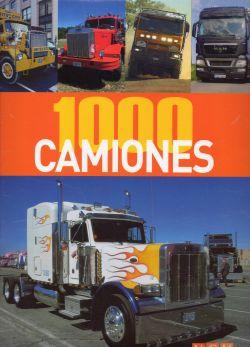 Libro 1000 Camiones. editorial NGV
