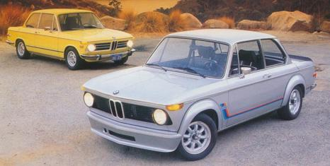 BMW 2002 Turbo Vs BMW 2002