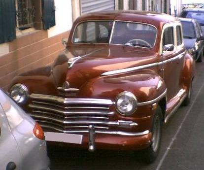 Plymouth P15 1947