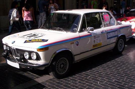 BMW 2002.