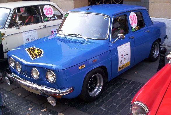 Renault 8 TS
