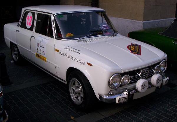 Alfa Romeo Super Giulia