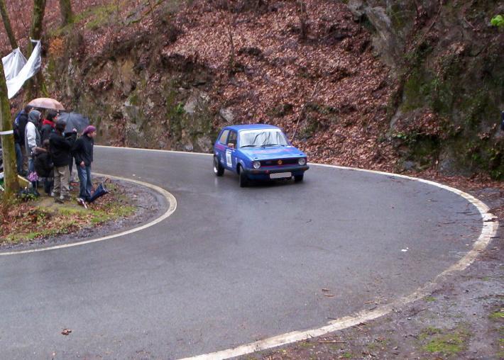 VW Golf MkI de Aritz Ulibarrena. (ADC Sport)