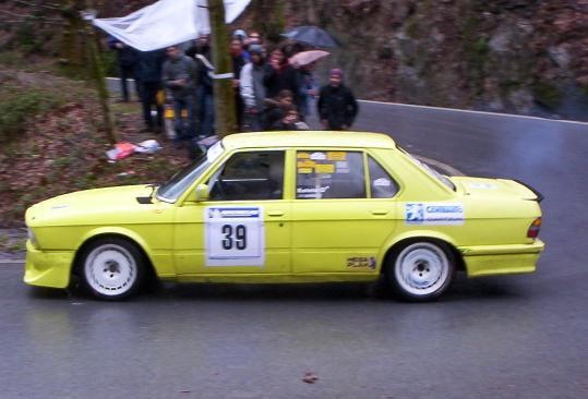BMW Koteto subida a Palomeras