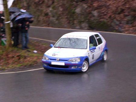 Peugeot 106 de Ruben López