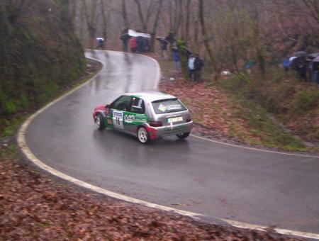 Citroën Saxo 1.6 Gr.A de Daniel Población (Lagun Artea)
