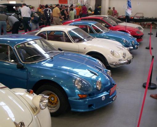 XIII Salón Internacional de Vehículos Clásicos (Salón Auto-Moto 07)