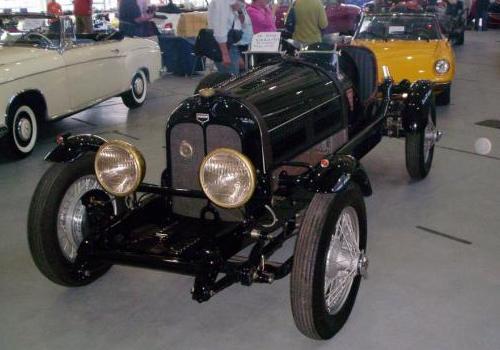 Auburn 1927 BIPOSTO