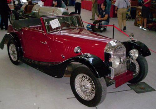 Morgan 4-4. Año 1948