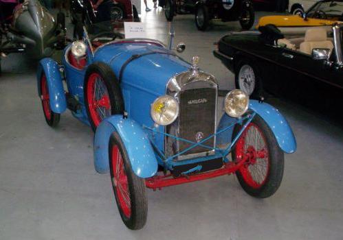Amilcar Torpedo. Año 1924.