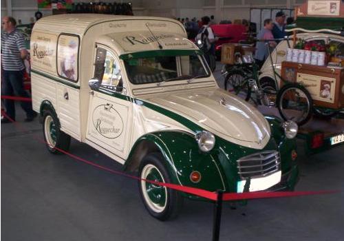 Citroën 2CV AKS.
