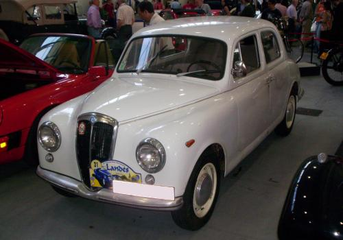 Lancia Aurelia.
