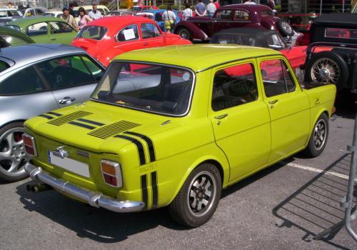 Simca 1000 Rallye 1.