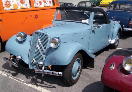 Ciroën Traction Avant