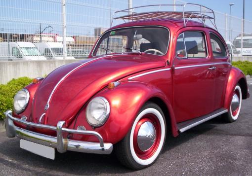 Volkswagen KDF (escarabajo)