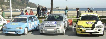 IV RallySprint de Hondarribia 2010.