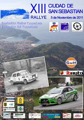 XIII Rallye ciudad de San Sebastián (05/11/2011) Galeria901