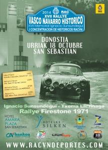 XVII Rallye Vasco Navarro Histórico (18/10/2014) Gal00057