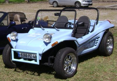 Buggy LM1 Sovra con base VW escarabajo