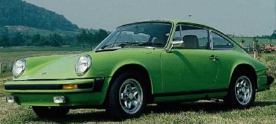 Porsche 911 930 de 1974