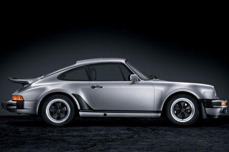 Porsche 911 930 Turbo de 1975